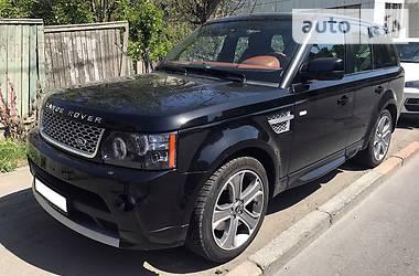 Land Rover Range Rover Sport Аutobiography 2013
