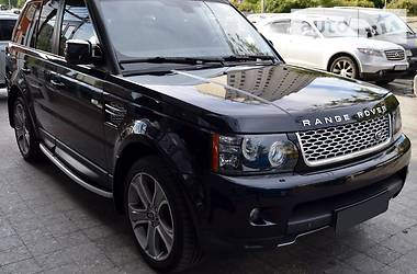 Land Rover Range Rover Sport 5.0 Supercharged 2013