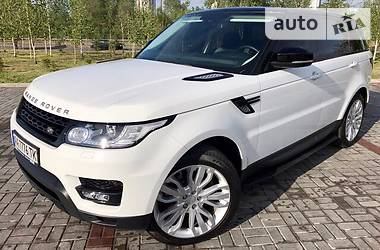 Land Rover Range Rover Sport BLACKEDITION DYNAMIC 2015