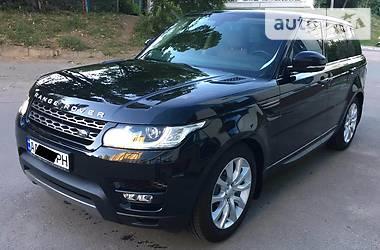 Land Rover Range Rover Sport HSE 2016