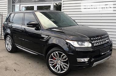 Land Rover Range Rover Sport AUTOBIOGRAPHY 2014