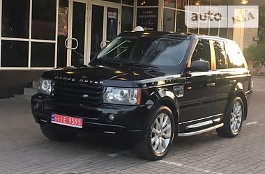 Land Rover Range Rover Sport 4.2  2009