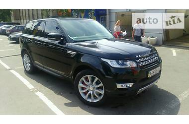 Land Rover Range Rover Sport SUPERCHARGET 5.0 510 2014