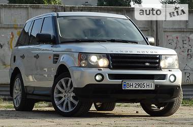 Land Rover Range Rover Sport SUPERCHARGER 2006
