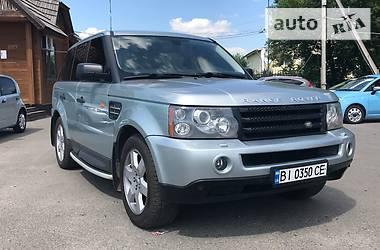 Land Rover Range Rover Sport  2006