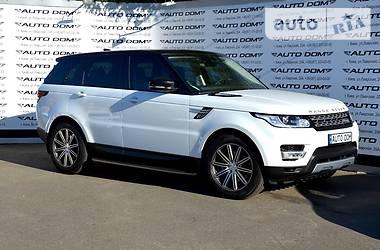 Land Rover Range Rover Sport 3.0D 299k.c. 2016