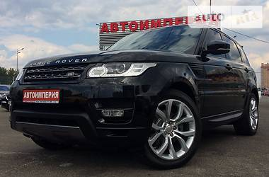 Land Rover Range Rover Sport 3.0 SUPERCHARGED  2014