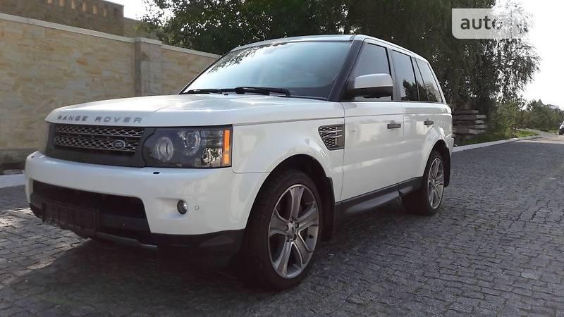 Land Rover Range Rover Sport 2011 року