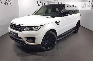 Land Rover Range Rover Sport Full Europe 2014