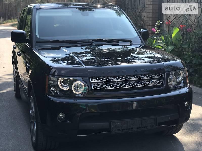 Land Rover Range Rover Sport 2013 года