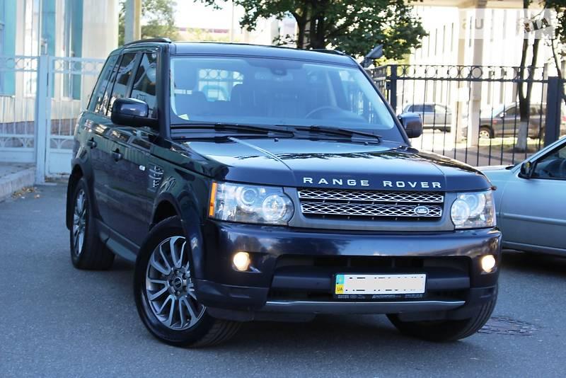 Land Rover Range Rover Sport 2011 года