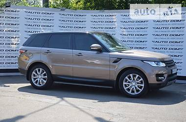 Land Rover Range Rover Sport 3.0 D  2016