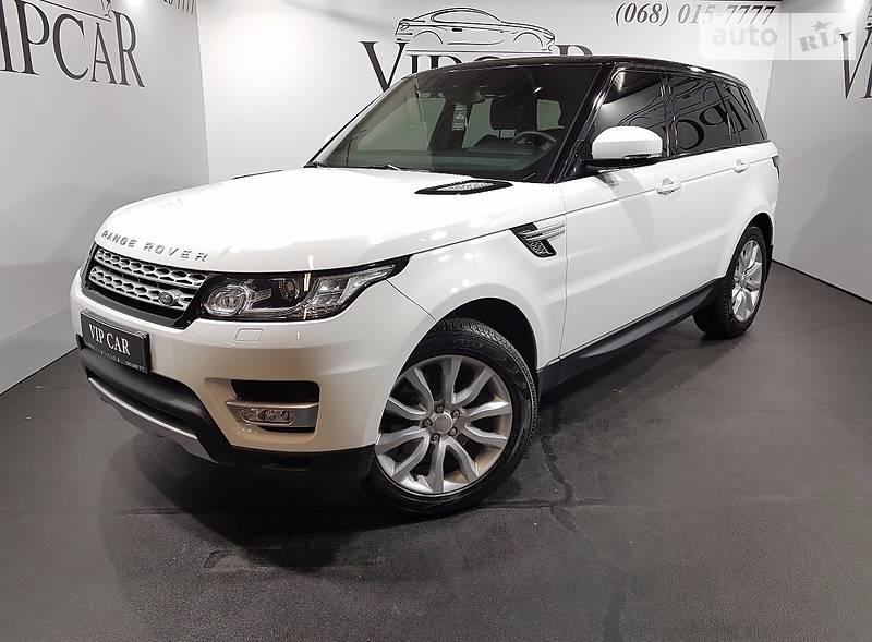 Land Rover Range Rover Sport 2014 року