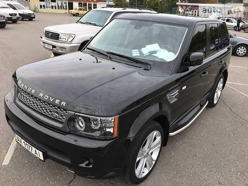 Land Rover Range Rover Sport 2010 року