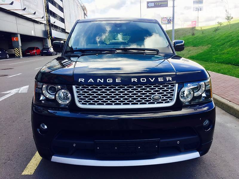 Land Rover Range Rover Sport 2013 року