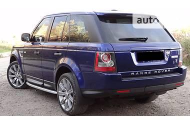 Land Rover Range Rover Sport autobiography Diesel 2011
