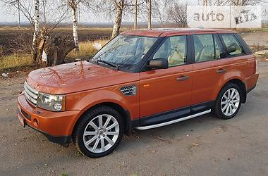 Land Rover Range Rover Sport SUPERCHARGED 2005