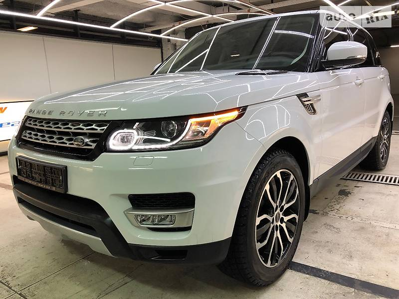 Land Rover Range Rover Sport 2015 року