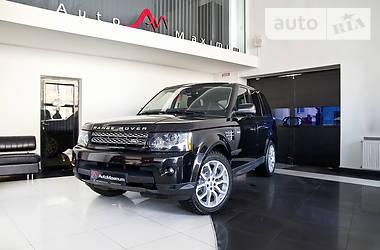 Land Rover Range Rover Sport 3.0 Diesel 2013