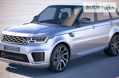 Land Rover Range Rover Sport NEW 2.0 240hp 2018