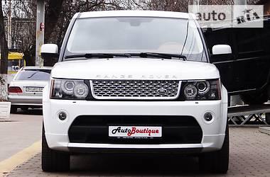 Land Rover Range Rover Sport Autobiography Diesel 2013