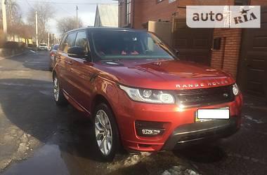 Land Rover Range Rover Sport AutobiographyDynamic 2014