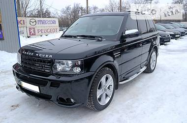 Land Rover Range Rover Sport 4.2 Supercharged 2008