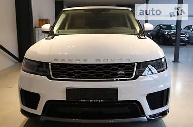 Land Rover Range Rover Sport HSE 2018