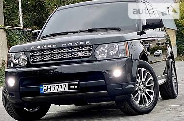 Land Rover Range Rover Sport OFFICIAL  2013