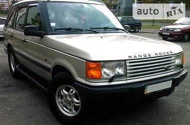 Land Rover Range Rover Р38 1999