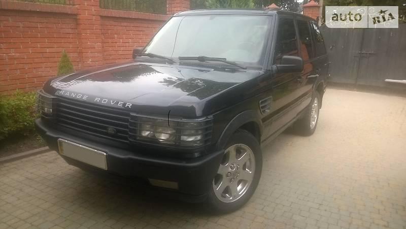 Land Rover Range Rover 1997 року