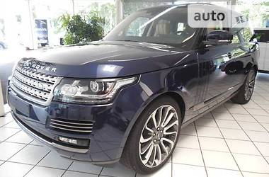 Land Rover Range Rover 4.4TD Autobiography 2016