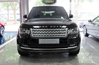 Land Rover Range Rover 4.4 SDV8 Vogue 2016