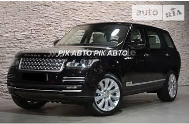 Land Rover Range Rover 3.0D Long Autobiogra 2016