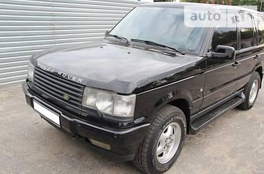 Land Rover Range Rover 2 1998