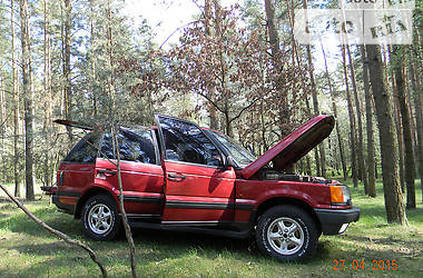 Land Rover Range Rover  1998