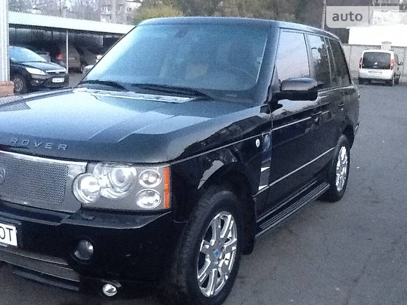 Land Rover Range Rover 2007 року