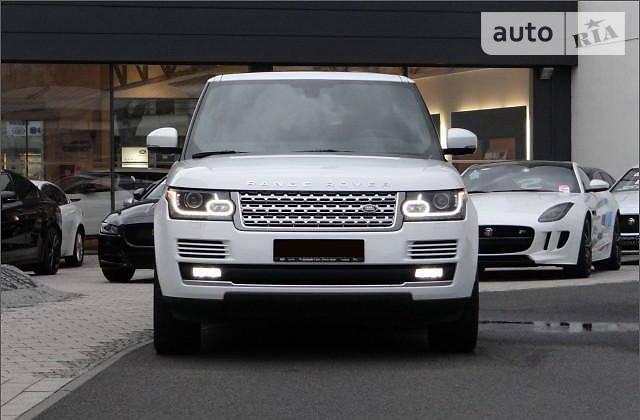 Land Rover Range Rover 2013 року