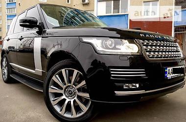 Land Rover Range Rover AVTOBIOGRAHIPY 2013