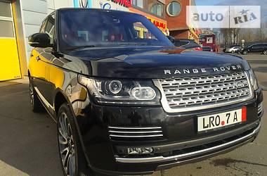 Land Rover Range Rover SDV8 Autobiography 2016