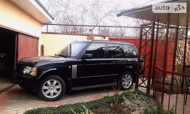 Land Rover Range Rover 2006 року
