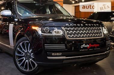 Land Rover Range Rover Autobiography Diesel 2014
