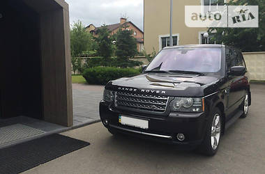 Land Rover Range Rover Autobiography 2010