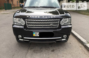 Land Rover Range Rover OVERFINCH 2010