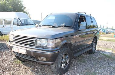 Land Rover Range Rover Westminster 2002
