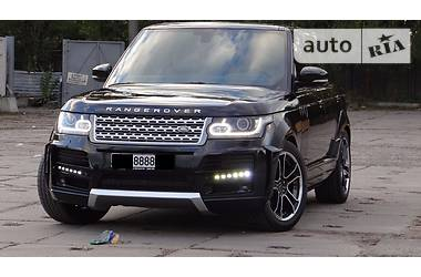 Land Rover Range Rover STARTECH 2014