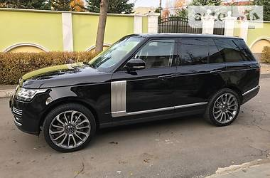 Land Rover Range Rover Autobiography Browne 2014