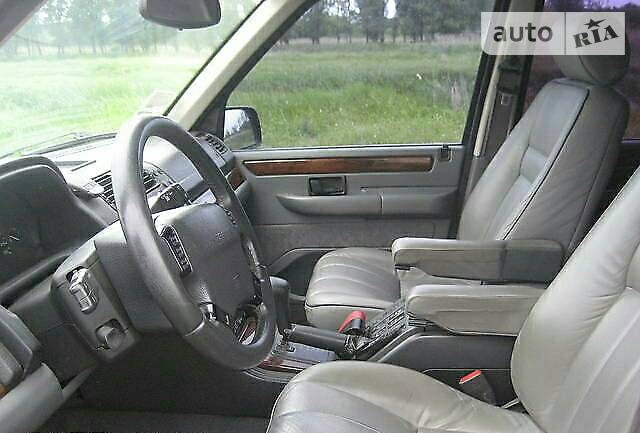 Land Rover Range Rover 1996 року
