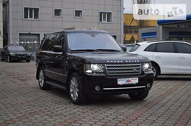 Land Rover Range Rover Full 2010