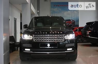 Land Rover Range Rover Autobiography R22 2013